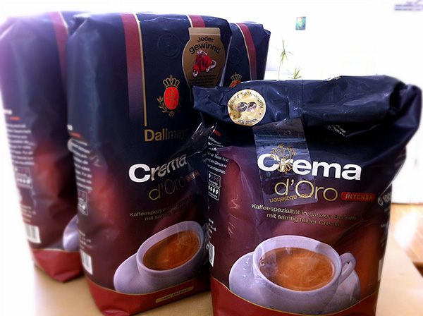 Dallmayr Crema Intensa